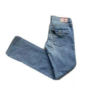 True Religion Billy Big T Bootcut Stretch Jeans